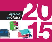 Agendas 2015 de oficina baratas personalizables con el logo for Agendas de oficina